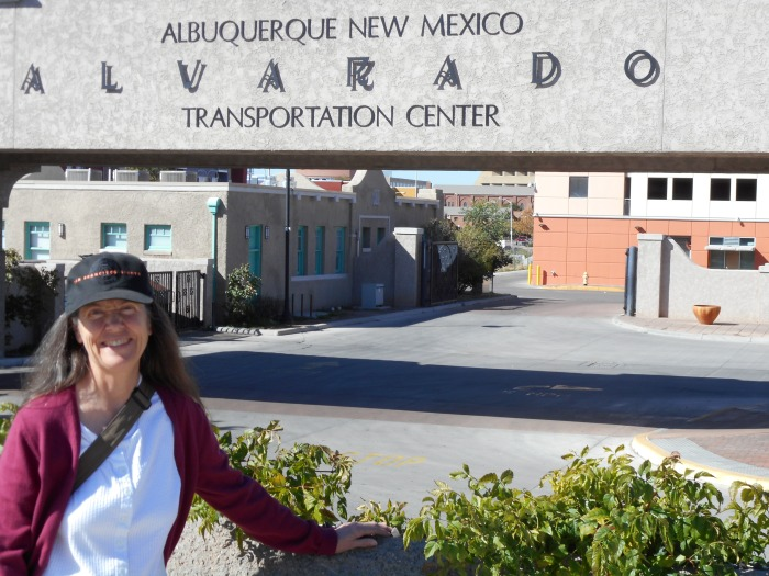 Suzy in Albuquerque