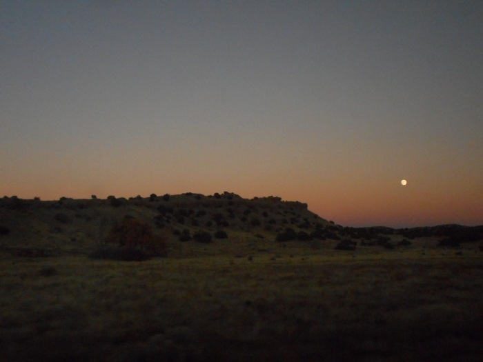 Moonrise in NM